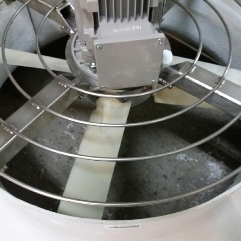 Wirnik w chłodni wentylatorowej Alfa 1200
